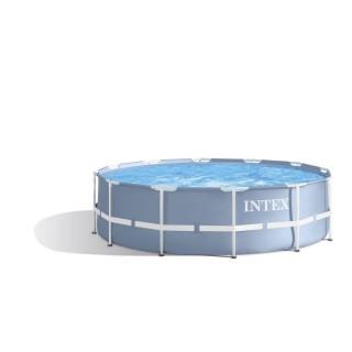 Piscine tubulaire ronde avec accessoires Prism - Diam. 366 x H. 122 cm