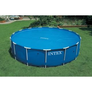 Bâche à bulles pour piscine ronde tubulaire - Diam. 549 cm