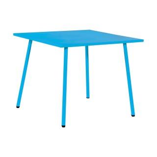 Table de jardin enfant Little - Bleu