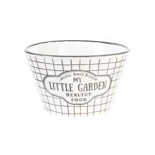 Coupelle My Little Market - 50 cl - Blanc