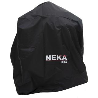 Housse de protection pour barbecue - L. 71 x H. 68 cm - Noir