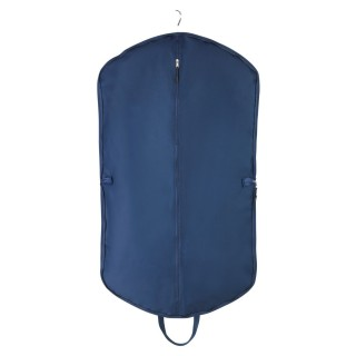 Housse protection pour vêtements et chaussures - L. 62 x H. 112 cm - Bleu
