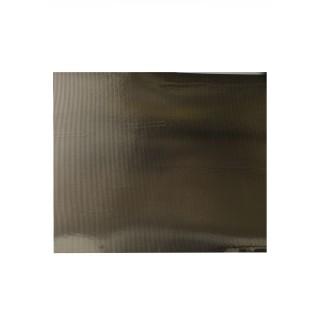 Adhésif décoratif pour meuble Metallique - 150 x 67 cm - Effet tole