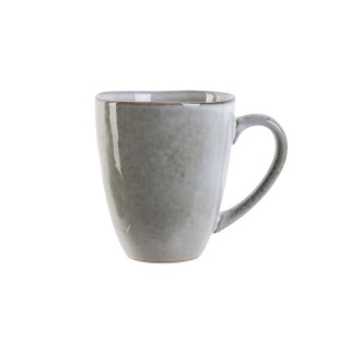 Mug design Au gré du temps - 300 ml - Gris