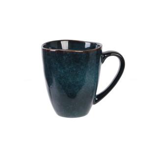 Mug design Au gré du temps - 300 ml - Bleu