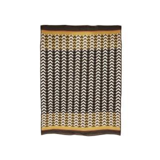 Tapis à motifs Bohême - L. 140 x l. 220 cm - Marron