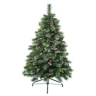Sapin de Noël artificiel Wyoming - H. 150 cm - Vert