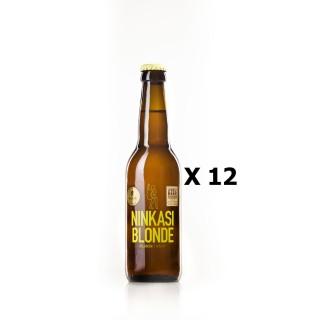 Lot 12x33cl - Bière Ninkasi Blonde