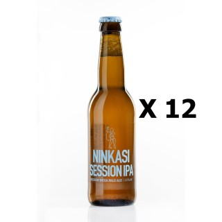 Lot 12x33cl - Bière Ninkasi Session IPA