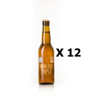 Lot 12x33cl - Bière Ninkasi Triple