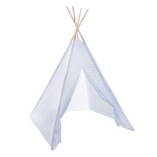 Tipi de déco pour enfant Dream - H. 160 cm - Bleu