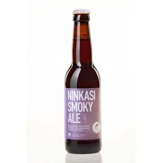 Bière Ninkasi Smoky Ale - bouteille 33cl