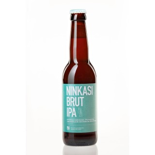 Bière Ninkasi Brut IPA - bouteille 33cl