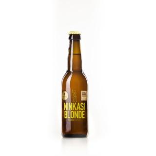 Bière Ninkasi Blonde - bouteille 33cl