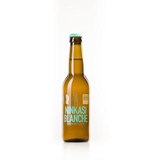 Bière Ninkasi Blanche - bouteille 33cl