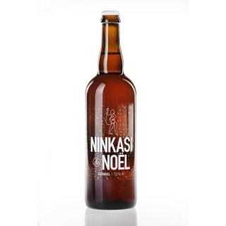 Bière Ninkasi de Noël - bouteille 75cl