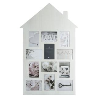 Pêle-mêle maison Patine - 12 Photos - Blanc