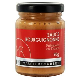Sauce bourguignonne fabriquée en France - MR - pot 90g