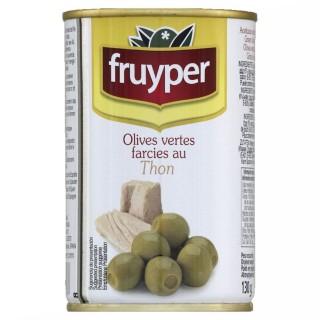 Olives farcies au thon  - Fruyper - boite 130g