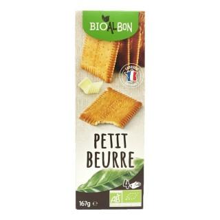 Biscuits petit beurre BIO - Bioalbon - paquet 167g
