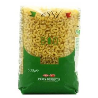 Pâtes italiennes Coquillette BIO n°252 - 1881 Pasta Berruto - paquet 500g
