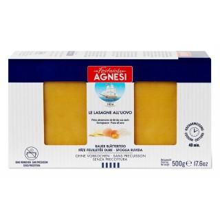 Lasagnes aux oeufs  - Festaiola Agnesi - boîte 500g