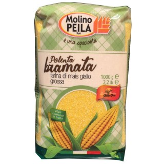 Polinte moyenne jaune - Italie - Molino Peila - paquet 1kg