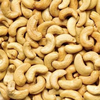 Noix de cajou grillées salées BIO - Vietnam - Sachet 1kg