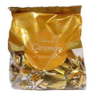 Papilotte caramel au beurre salé - Rhône Alpes - sachet 112g