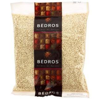 Graines de sésame blanc - Bedros - sachet 250g