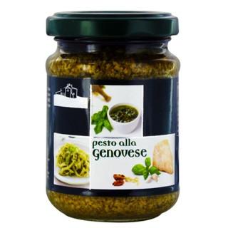 Pesto alla genovese - Antico Casale - pot 140g