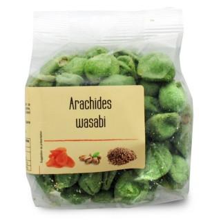 Arachides wasabi - paquet 130g