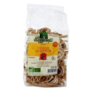 Pâtes Tagliatelle quinoa BIO - Lazzaretti - paquet 250g
