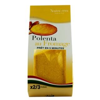 Polenta au fromage - Nostraterra - paquet 250g