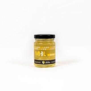 Miel d'Acacia - Monts du Lyonnais - Rhône Alpes - Le Rucher de Macameli - pot 125g