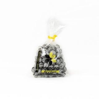 Bonbons au miel et propolis - Monts du Lyonnais - Rhône Alpes - Le Rucher de Macameli - sachet  125g