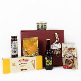 Coffret Cadeau du Dimanche - Idée cadeau - Boîte cadeau écologique - 6 produits