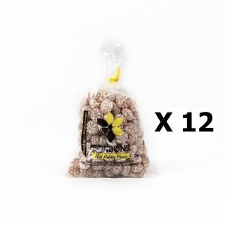 Lot 12x Bonbons au miel - Monts du Lyonnais - Rhône Alpes - Le Rucher de Macameli - sachet 200g