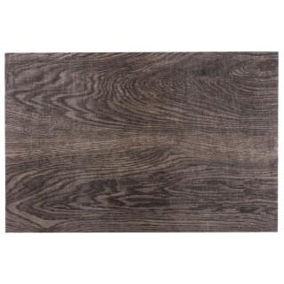 Set de table design bois Authentic - L. 30 x l. 45 cm - Noyer