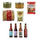 Spécial match - assortiment pour apéritif - 9 produits