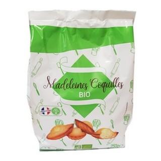 Madeleine coquille BIO - paquet 250g