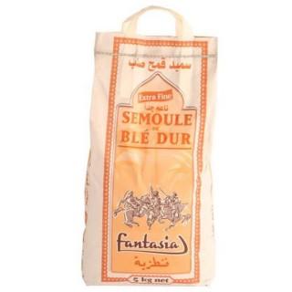 Semoule extra fine Espagne - Fantasia - sac 5kg