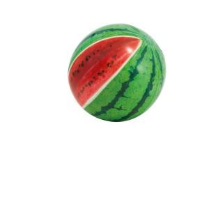 Ballon gonflable pour piscine Pastèque - Diam. 107 cm - Rouge