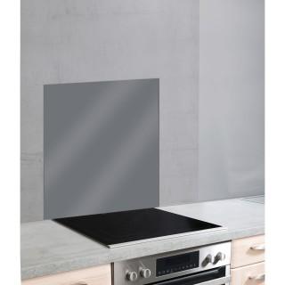 Fond hotte design Alfie - L. 60 x l. 70 cm - Gris