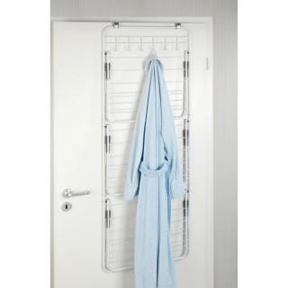 Séchoir à suspendre Okei - 8 m d'étendage - Blanc