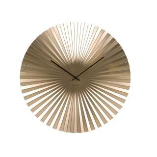 Horloge design métal Sensu XL - Diam. 50 cm - Doré