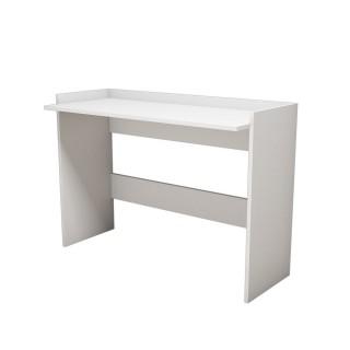 Bureau Ermo 120 cm - Blanc