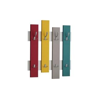 Porte manteau Wave 79 cm - Multicolore