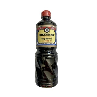 Sauce soja sale kikkoman - bouteille 1L