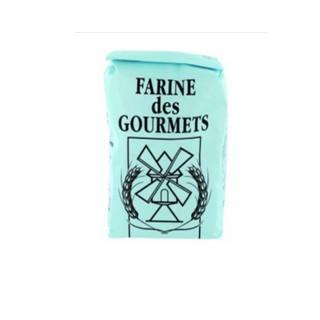 Farine des Gourmets T55 - paquet 1kg